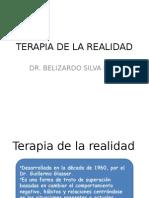 Terapia de La Realidad Dr b Silva