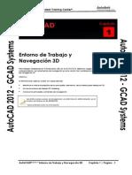 ACAD2012_CAP1-Entorno de Trabajo y Navegacion 3D
