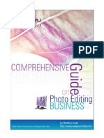 Photo Editing eBook