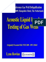 20_ Acoustic Liquid Level Testing of Gas Wells