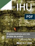 051cadernosihuO Ambientalismoem Três Escalas de Análise