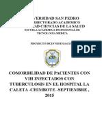 Universidad San Pedro..Epidemiologia
