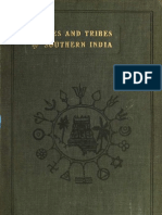 Castes and Tribes of Southern India Vol 1