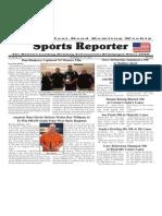 November 11 - 17, 2015  Sports Reporter