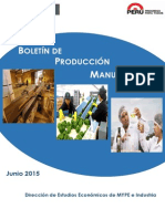 Mype-Industria Junio 2015
