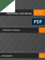 Frontera Con Brasil
