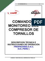 Manual Compresor Tornillos v3