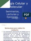 Indicaciones Para Seminarios y Lecturas