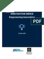 Rare Innovation Index October 2015 - Limited