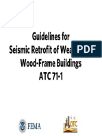 David Mar Guidelines for Seismic Retrofit of Weak-Story Two-Frame Buildings ATC 71-1