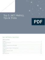 .NET Metrics - Tips and Tricks