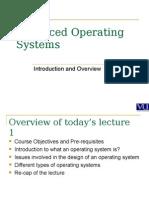Modern Operating System