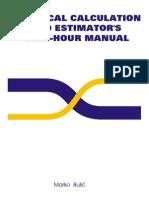 TCAEMM Estimating Worksheet