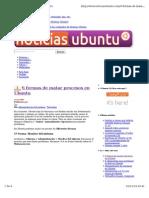 6 Formas de Matar Procesos en Ubuntu