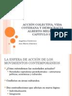Acción colectiva, vida cotidiana y democraciaAlberto MelucciCapitulo III
