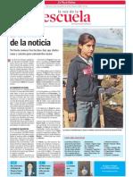 El dónde de la noticia. LVE.11.11.2015