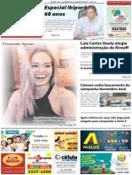 Jornal União - Edição da 1ª Quinzena de Novembro de 2015