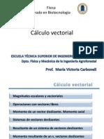 Cálculo Vectorial Presentación