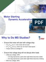 Motor Acceleration