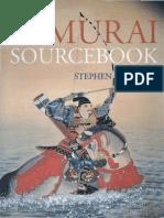 The Samurai Sourcebook