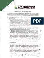 Orientação Técnica TICONTROLE 1_2010