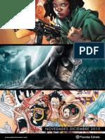 Planeta Comic diciembre 2015