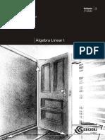 Algebra Linear CEDERJ