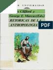 CliffordJamesYMarcusGeorgeE.eds WritingCulture RetoricasDeLaAntropologia