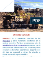Analisis de Sistemas Mineros-Introduccion