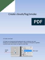 create clouds