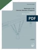 Kent Noss Report Engineering Maths