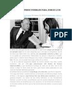 61 Libros Imprescindibles Para Jorge Luis Borges