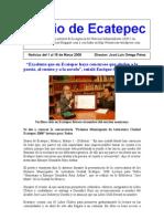 Diario de Ecatepec Noticias Marzo 1-15