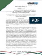 Decreto NO 100.D.120. 2013 Diciembre 6 de 2013