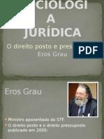 Sociologia Jurídica -Direito posto e pressuposto.pptx