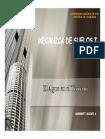 CLASE 2da DE MECANICA DE SUELOS