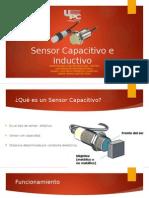 Sensor Capacitivo e Inductivo AUTOMATIZACION