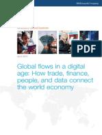 MGI Global Flows in a Digital Age Executive Summary