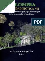 Diversidad Biótica Colombia Amazonas TomoVII