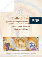 Ballet Rituel, Op.17 (Khan, Hidayat Inayat)