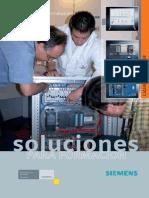 Automatizacion_Kits de SIEMENS de Aprendizaje de La