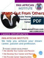 Pan African NYSC Nonwa Camp