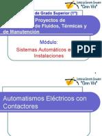 Automatismos Electricos en Las Instalaciones