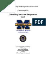Michigan Case Book