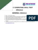 Ips Job Test