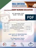Neurosurgery Nursing Education