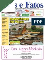 Jornal Atos e Fatos - Ed. 667 - 27-03-2010
