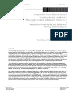 HBTRC Databank Whitepaper