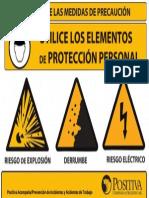 Elementos de Protección Personal (Sector Minería)