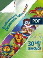 construyendo la democracia intercultural